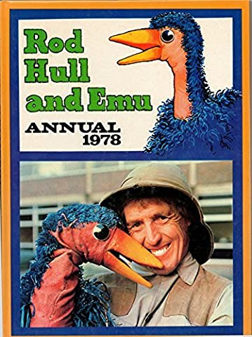 Rod Hull and Emu Annual 1978