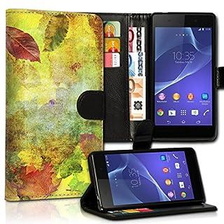 sw-mobile-shop Wallet Book Style Flip Handy Tasche Case Schutz Hülle Schale Motiv Etui für Wiko Rainbow Jam - Design Flip MV50