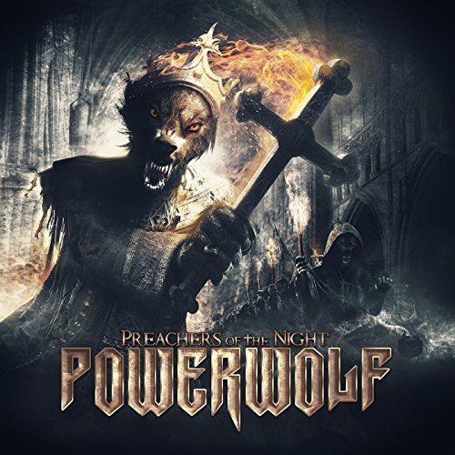 Powerwolf: Preachers Of The Night (Audio CD)