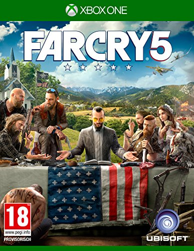 Far Cry 5 [AT PEGI] - Standard  Edition - [Xbox One]