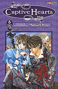 Captive Hearts Edition simple Tome 5