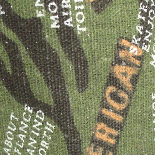Sac bandouliére pour homme et femme - Besace moderne en differentes couleurs Vert Line