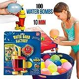 AquaAntics Wasser Bomb Factory, Pool und Garten Spiel, Wasserbombenfüllstation