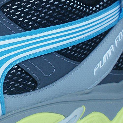 Puma Pumafox Course formateurs de la femme - Chaussures Black / grey