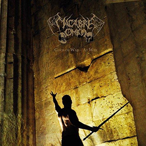 Macabre Omen: Gods of War-at War (Digipak) (Audio CD)