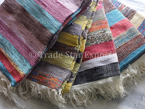 Trade Star HandWoven Ultra Clear-Spille da balia