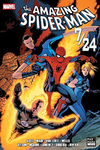 The Amazing Spider Man 9 - 7/24