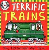 Terrific Trains (Amazing Machines with CD)