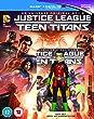 Justice League vs Teen Titans (includes Mini Figure) [Blu-ray]