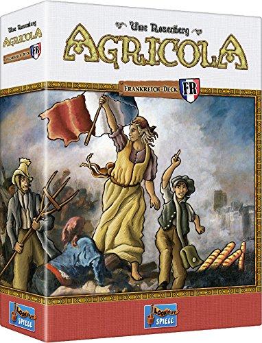 Lookout Games 22160133-Agricola Ampliación de Francia Deck Parte