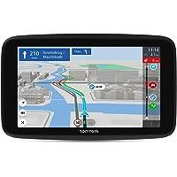 TomTom Navigationsgerät GO Discover (6 Zoll, Stauvermeidung dank TomTom Traffic, Karten-Updates Welt, schnelle Updates…
