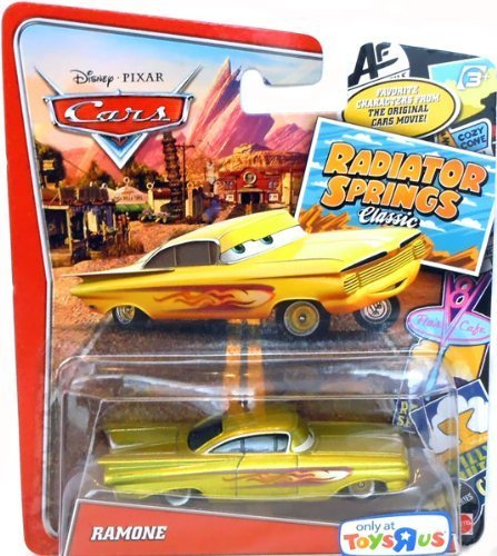 Disney Pixar Cars Ramone Radiator Springs Edition Y8458
