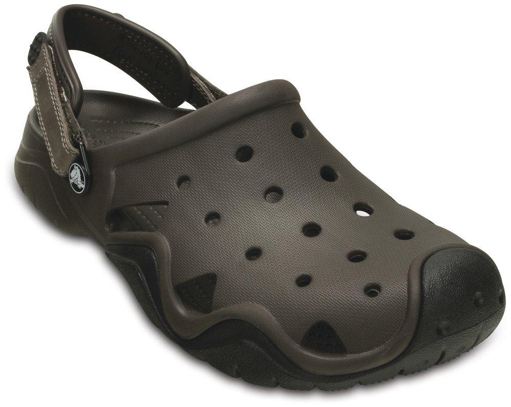Crocs Swiftwater Clog, Zuecos para Hombre