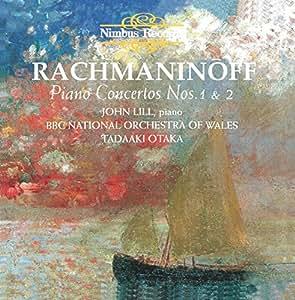 Rachmaninoff - Piano Concertos Nos 1 and 2