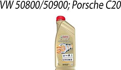 Castrol Edge Professional LL IV FE 0W-20 1x1 Liter VW 50800/50900 Porsche C20