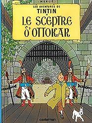 Le Sceptre D'ottokar (Tintin)