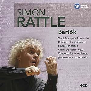 Bartók - Orchestral Works