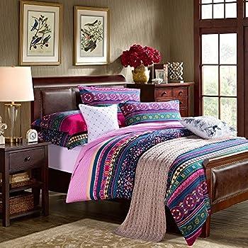 FADFAY, Home Textile, Modern Colorful Boho Bedding, Fashion Adult ...