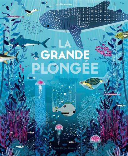 La Grande Plongée par Lucie Brunelliere