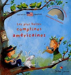 """Afficher """"Plus belles comptines américaines (Les )"""""""