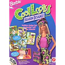 Barbie Cool Looks Fashion Designer with Mouse & Mat Set
