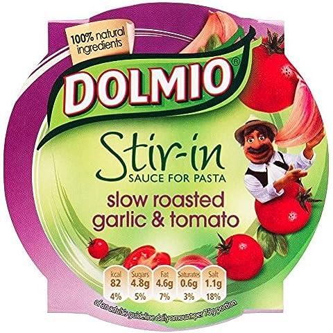 Dolmio Mescolate-In Salsa - Lento Aglio Arrosto E Pomodoro (150g) (Confezione da 2)