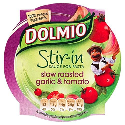 Dolmio Mescolate-In Salsa - Lento Aglio Arrosto E Pomodoro (150g)