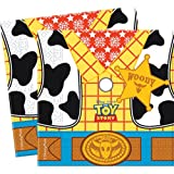 Amscan T'story Star Pow Paper Napkins Party Accessory