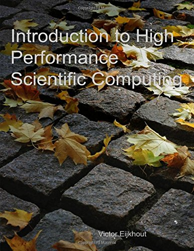 introduction-to-high-performance-scientific-computing