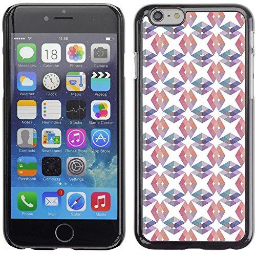 Graphic4You GLITCHY Muster Harte Hülle Case Tasche Schutzhülle für Apple iPhone 6 Plus / 6S Plus Design #13