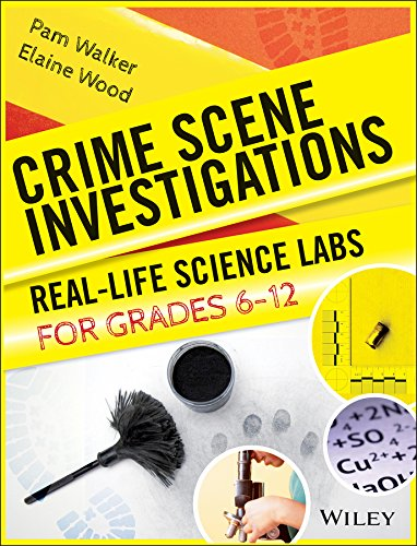 Pdf Download Crime Scene Investigations Real Life Science Labs For