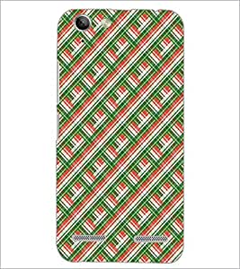 PrintDhaba Pattern D-5251 Back Case Cover for LENOVO A6020a46 (Multi-Coloured)