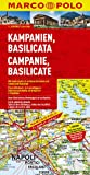 MARCO POLO Karte Kampanien, Basilicata (MARCO POLO Karten 1:200.000) - Marco Polo