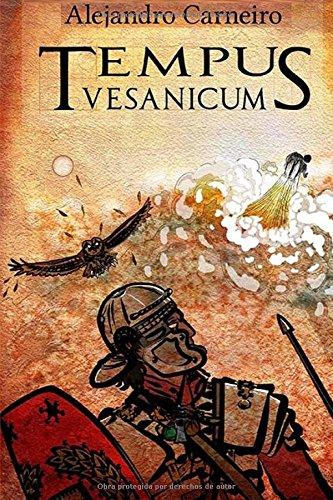 Portada del libro Tempus Vesanicum