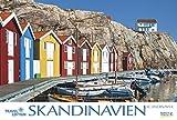 Skandinavien - Kalender 2017 - mit Wandplaner - Korsch-Verlag - Panorama-Format - 58 x 39 cm