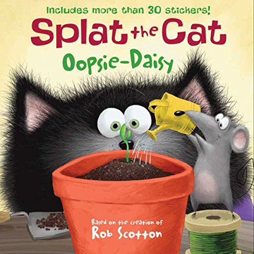 Splat The Cat: Oopsie-daisy por Rob Scotton