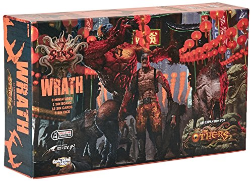 CoolMiniOrNot CMNSSN006 Wrath Box: The Others Mehrfarbig -