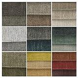 Generico Art. Riposo - Tessuto per divani poltrone 100% Poliestere antimacchia 22 Colori