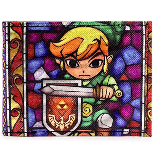 Nintendo Zelda Wind Waker Mehrfarbig Portemonnaie Geldbörse