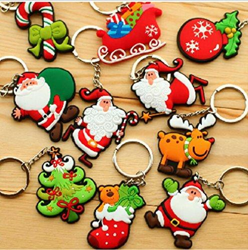 Moda linda Adornos Navidad Stillshine - Santa Claus
