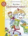 Basile Bazar, tome 4: Opération robot ! par Lévy