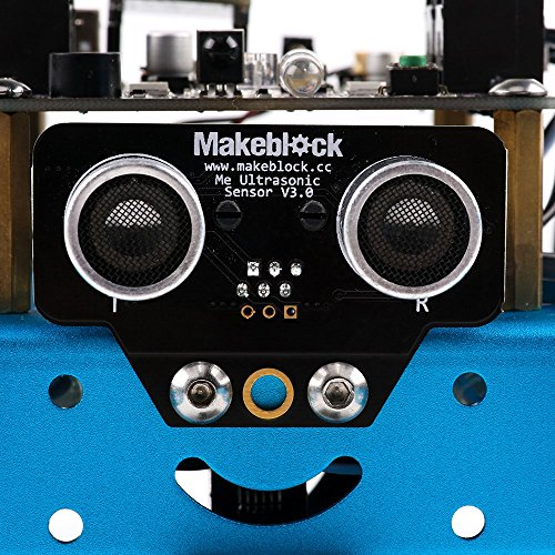 613SkjFk4kL - Makeblock 90050 - Robot Educativo mBot, STEM Arduino programable con Scratch