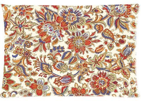 "BravoVision Custom Zippered European Pattern Flower Pillow Cases 20""x30"" (twin side)"