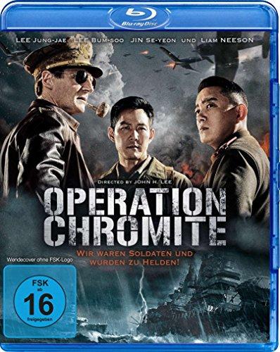 Operation Chromite [Blu-ray] hier kaufen
