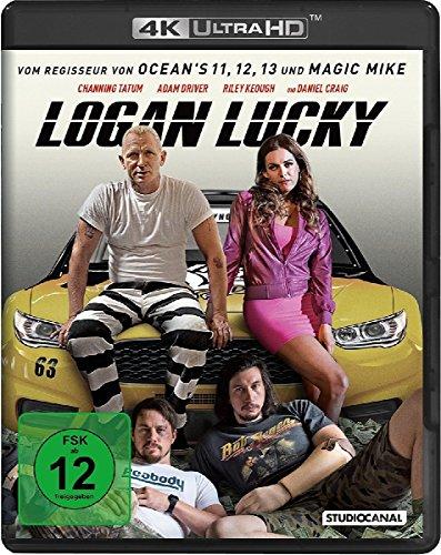 Logan Lucky - Ultra HD Blu-ray [4k + Blu-ray Disc]