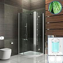 Moderno y atemporal de cabina de ducha de vidrio cabinas de ducha con mampara antical 3078193010métrica 90x 90x 195
