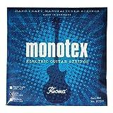 Fisoma F2200L Monotex | E-Gitarrensaiten 10-44 | geschliffen | Flatwound | NEU