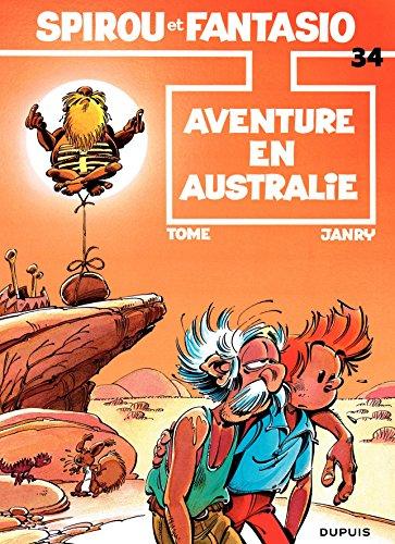 Spirou et Fantasio - Tome 34 - AVENTURE EN AUSTRALIE par Tome