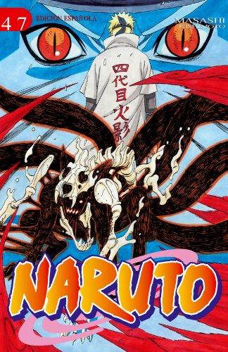 Naruto nº 47/72 (EDT)