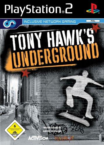 Ansicht vergrößern: Tony Hawk's Underground